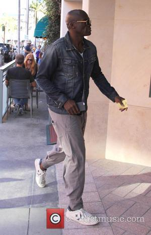 Seal - Seal out in Beverly Hills at beverly hills - Los Angeles, California, United States - Wednesday 7th October...