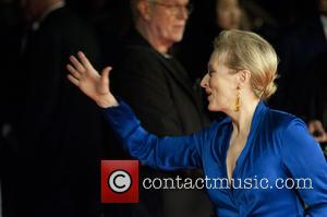 Meryl Streep - Celebrities attend the premiere for