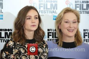 Carey Mulligan and Meryl Streep