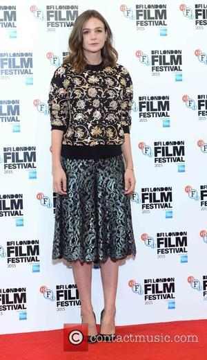 Carey Mulligan - BFI London Film Festival 2015 - 'Suffragette' - Photocall - London, United Kingdom - Wednesday 7th October...