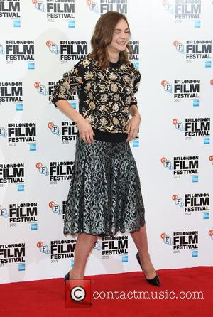 Carey Mulligan - BFI London Film Festival 2015 Suffragette photocall - Arrivals - London, United Kingdom - Wednesday 7th October...