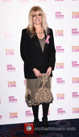 Jo Wood - The Breast Cancer Care Fashion Show - Evening Show at the Grosvenor House Hotel at Grosvenor Hotel...