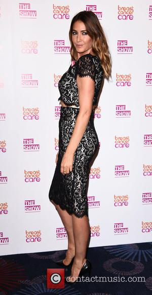Lisa Snowdon - The Breast Cancer Care Fashion Show - Evening Show at the Grosvenor House Hotel at Grosvenor Hotel...
