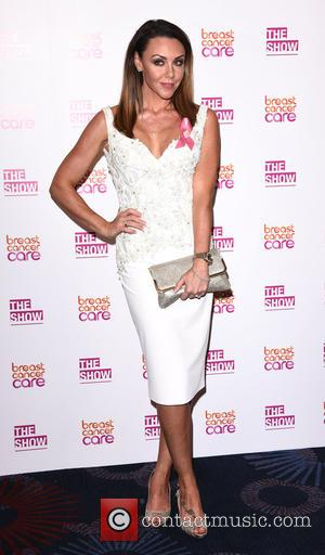 Michelle Heaton - The Breast Cancer Care Fashion Show - Evening Show at the Grosvenor House Hotel at Grosvenor Hotel...