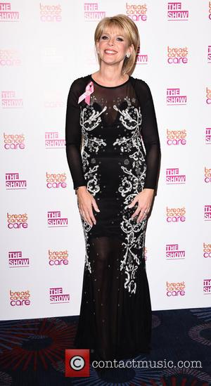 Ruth Langsford - The Breast Cancer Care Fashion Show - Evening Show at the Grosvenor House Hotel at Grosvenor Hotel...