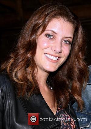 Kate Walsh - Backstage visit at the Broadway musical Hamilton at the Richard Rodgers Theatre. at Richard Rodgers Theatre, -...