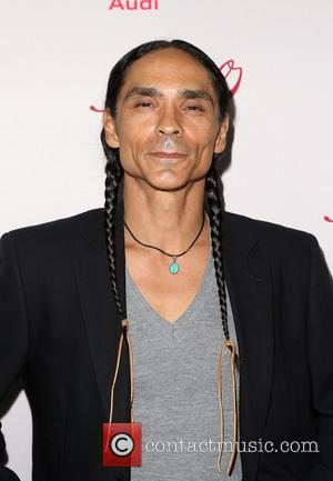 Zahn McClarnon - Premiere screening of FX's 'Fargo' at the Arclight Cinemas Hollywood - Arrivals at ArcLight Cinemas - Los...
