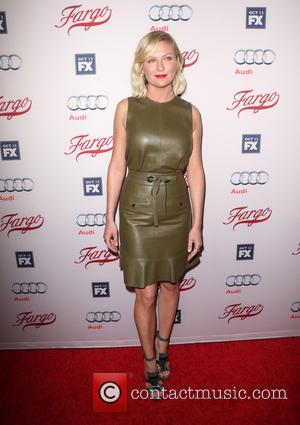 Kirsten Dunst - Premiere screening of FX's 'Fargo' at the Arclight Cinemas Hollywood - Arrivals at ArcLight Cinemas - Los...