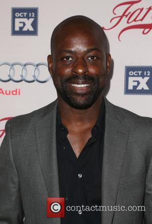 Sterling K. Brown - Premiere screening of FX's 'Fargo' at the Arclight Cinemas Hollywood - Arrivals at ArcLight Cinemas -...
