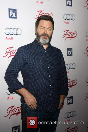 Nick Offerman - Premiere of FX's 'Fargo' held at the Arclight Cinemas Hollywood at ArcLight Theaters Hollywood, ArcLight Cinemas -...