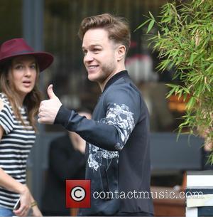 Olly Murs - Olly Murs outside ITV Studios - London, United Kingdom - Wednesday 7th October 2015