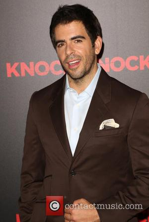 Eli Roth - Premiere of Lionsgate's 'Knock Knock' at TCL Chinese 6 Theatres in Hollywood - Arrivals at TCL Chinese...