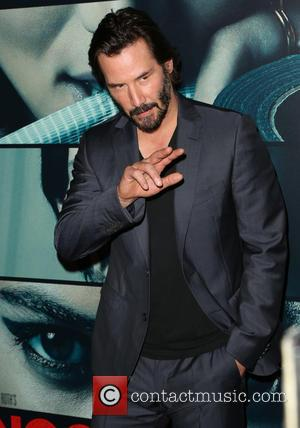Keanu Reeves - Premiere of Lionsgate's 'Knock Knock' at TCL Chinese 6 Theatres in Hollywood - Arrivals at TCL Chinese...
