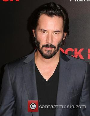 Keanu Reeves Teams Up With Photographer For Book Of Shadows