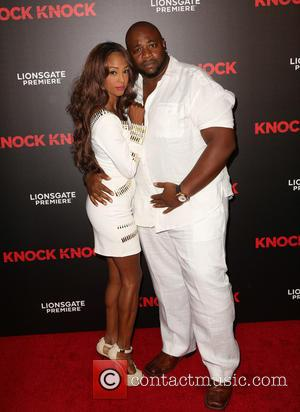 Trina Mcgee and Marcello Thedford