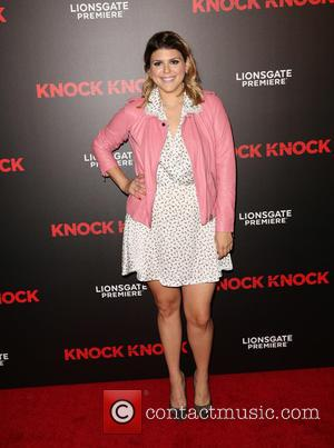 Molly Tarlov - Premiere of Lionsgate's 'Knock Knock' at TCL Chinese 6 Theatres in Hollywood - Arrivals at TCL Chinese...