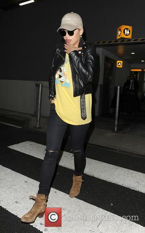 Rita Ora - Rita Ora arriving at Heathrow Airport, having flown in from Los Angeles - London, United Kingdom -...