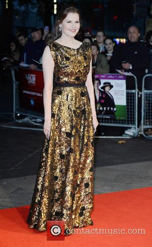 Geena Davis - The premiere of Suffragette during London Film Festival at Odeon, Leicester Square, London, England- 07.10.15. - London,...