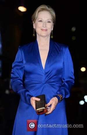 Meryl Streep - The premiere of Suffragette during London Film Festival at Odeon, Leicester Square, London, England- 07.10.15. - London,...
