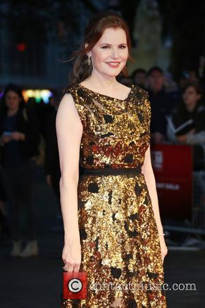 Geena Davis - London Film Festival Suffragette Premiere held at the Odeon Leicester Square - Arrivals at Odeon Leicester Square...