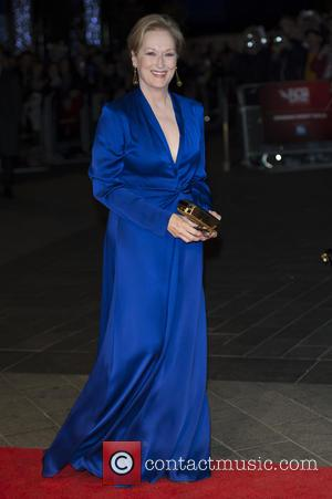 Meryl Streep - Guest attends the BFI London Film Festival premiere of Suffragette at Odean Leicester London Square on 7th...