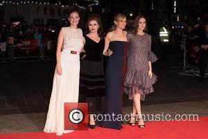 Carey Mulligan, Helena Bonham Carter, Anne Marie Duff and Romola Garai