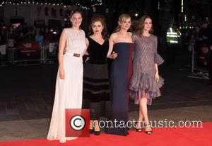 Carey Mulligan, Helena Bonham Carter, Anne Marie Duff , Romola Garai - LFF: Suffragette Premiere held at the Odeon Leicester...