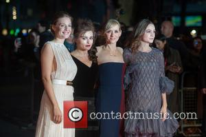Romola Garai, Helena Bonham Carter, Anne Marie Duff , Carey Mulligan - LFF: Suffragette Premiere held at the Odeon Leicester...