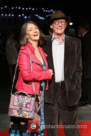 John Hurt and Anwen Rees-Meyers