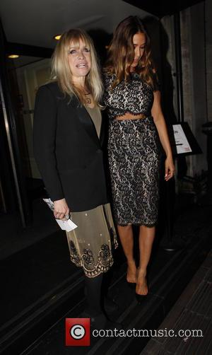 Lisa Snowdon , Jo Wood - The Breast Cancer Care Fashion Show - Evening Show at the Grosvenor House Hotel...