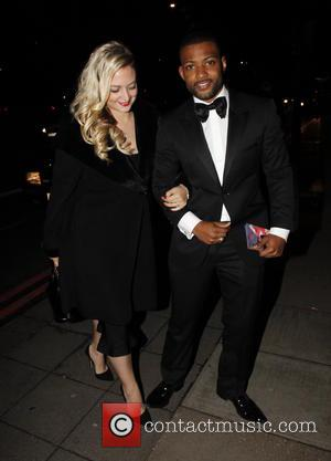 JB Gill , Chloe Tangney - The Breast Cancer Care Fashion Show - Evening Show at the Grosvenor House Hotel...