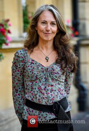 Rachel Joyce - Cheltenham Literature Festival - Day 7 at Cheltenham - Cheltenham, United Kingdom - Thursday 8th October 2015