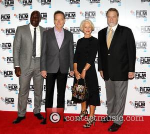 Adewale Akinnuoye-agbaje, Bryan Cranston, Dame Helen Mirren and John Goodman