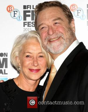 Dame Helen Mirren and John Goodman