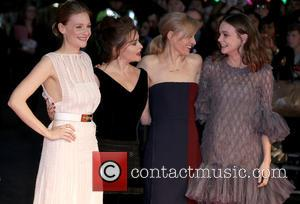 Ramola Garai, Helena Bonham Carter, Anne-marie Duff and Carey Mulligan