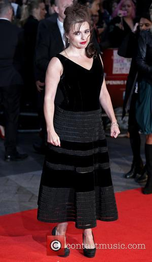 Helena Bonham Carter - BFI London Film Festival opening night premiere of 'Suffragette' - Arrivals - London, United Kingdom -...
