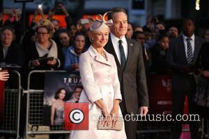 Helen Mirren , Bryan Cranston - BFI London Film Festival - Trumbo Premiere - Arrivals - London, United Kingdom -...