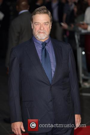 John Goodman - The BFI London Film Festival Accenture Gala of 'Trumbo' held at the Odeon Leicester Square - Arrivals...