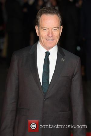 Bryan Cranston - The BFI London Film Festival Accenture Gala of 'Trumbo' held at the Odeon Leicester Square - Arrivals...