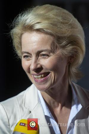 Ursula von der Leyen - Women in the World Summit held at Cadogan Hall - Arrivals. - London, United Kingdom...