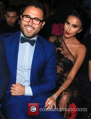 Walter Mendez and Lilly Ghalichi