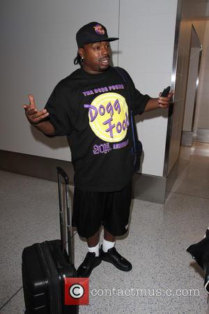 Daz Dillinger - Daz Dillinger departs from Los Angeles International Airport (LAX) - Lax, California, United States - Thursday 8th...