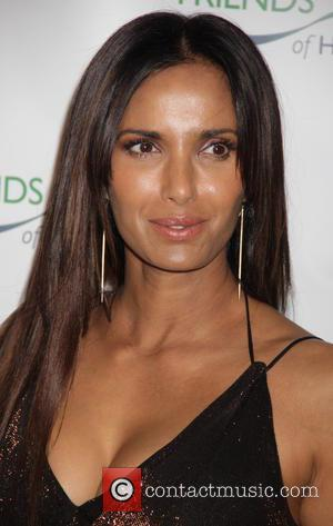 Padma Lakshmi - 2015 Friends of Hudson River Park Gala - Arrivals at Hudson River Park's Pier 62 - New...
