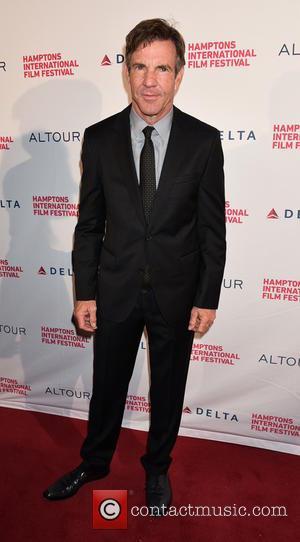 Dennis Quaid - Hamptons International Film Festival - 'Truth' - Opening Night and Premiere at Guild Hall - East Hampton,...