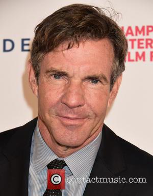 Dennis Quaid - Hamptons International Film Festival - 'Truth' - Opening Night and Premiere at Guild Hall - East Hampton,...