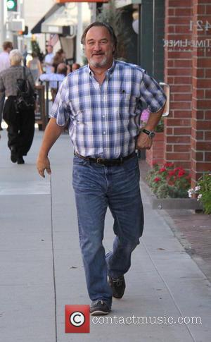 Jim Belushi - Jim Belushi out and about in Beverly Hills at beverly hills - Beverly Hills, California, United States...