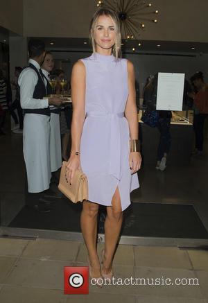 Vogue Williams - Various Celebrities attend bracelet launch - London, United Kingdom - Thursday 8th October 2015