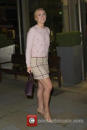 Camilla Kerslake - Various Celebrities attend bracelet launch - London, United Kingdom - Thursday 8th October 2015