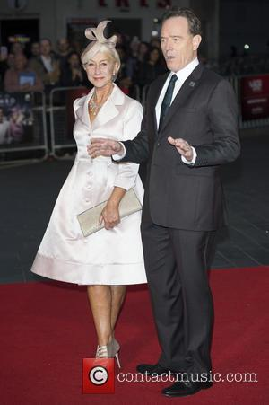 Dame Helen Mirren , Bryan Cranston - British Film Iinstitude London Film Festival - 'Trumbo' - Premiere - London, United...