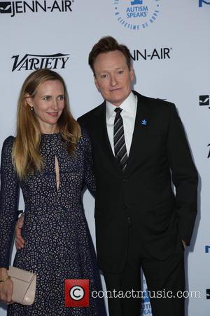Conan O'Brien - The Autism Speaks to LA Celebrity Chef Gala - Arrivals - Los Angeles, California, United States -...